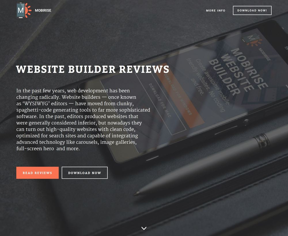 Website Design Software Reviews